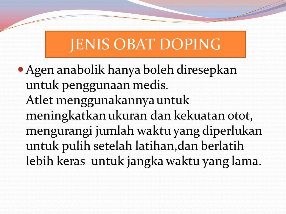Badan Anti Doping Dunia (WADA), melarang pelaku turut serta dalam Olimpiade.