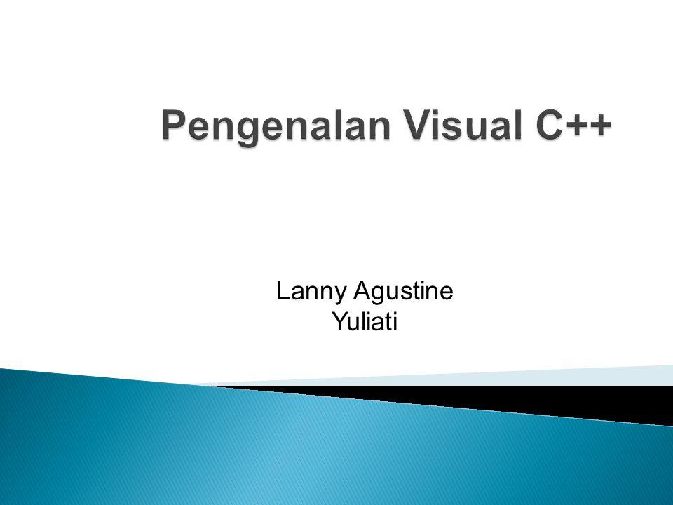 Lanny Agustine Yuliati