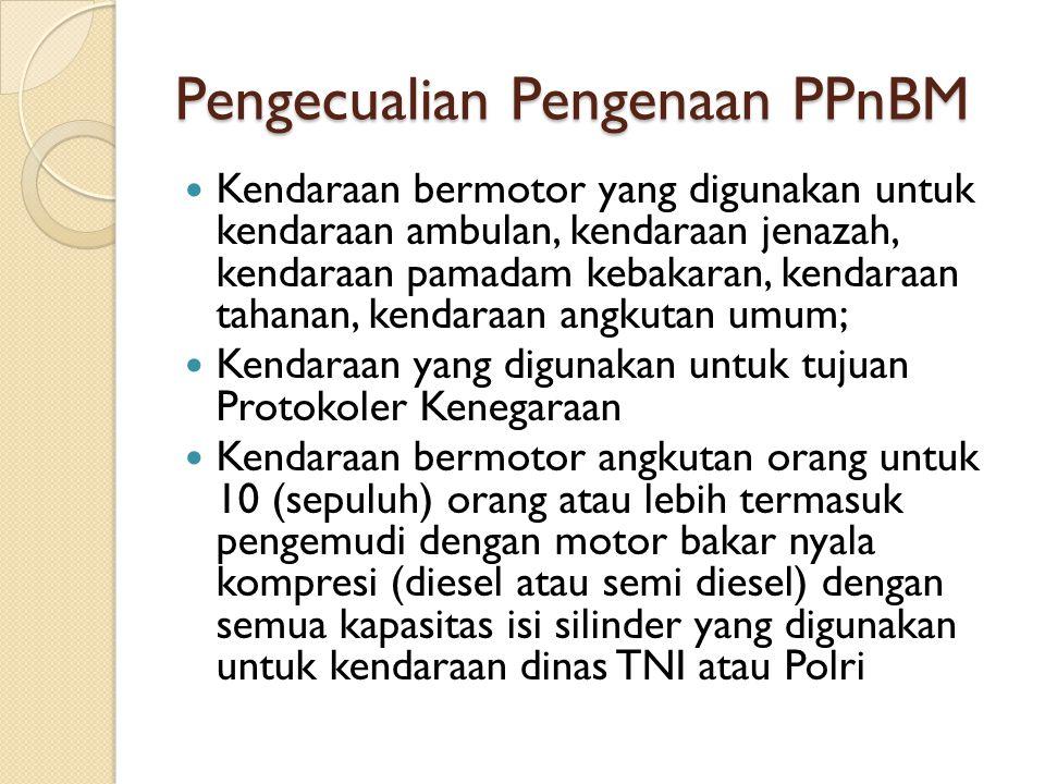 Cara menghitung PPnBM Cara menghitung Pajak Penjualan Atas Barang Mewah yang terutang adalah dengan mengalikan Tarif Pajak Penjualan Atas Barang Mewah dengan Dasar Pengenaan Pajak (DPP).