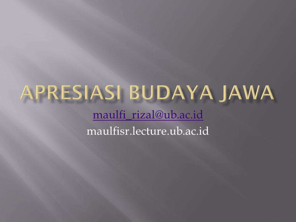 maulfi_rizal@ub.ac.id maulfisr.lecture.ub.ac.id