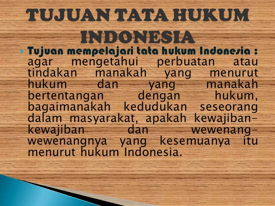  Di Indonesia dewasa ini, mana yang disebut Ius Consitutum, mana yang disebut Ius Consituendum, mana yang disebut Ius Naturale. Untuk menjelaskan ata