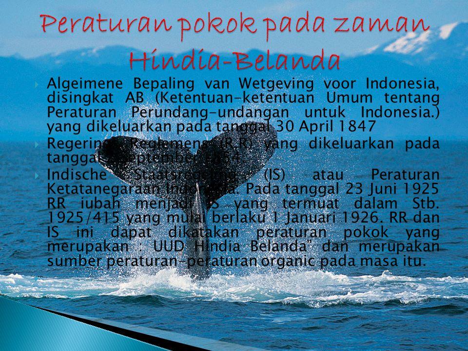  Tujuan mempelajari tata hukum Indonesia : agar mengetahui perbuatan atau tindakan manakah yang menurut hukum dan yang manakah bertentangan dengan hukum, bagaimanakah kedudukan seseorang dalam masyarakat, apakah kewajiban- kewajiban dan wewenang- wewenangnya yang kesemuanya itu menurut hukum Indonesia.
