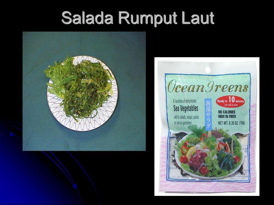 Salada Rumput Laut