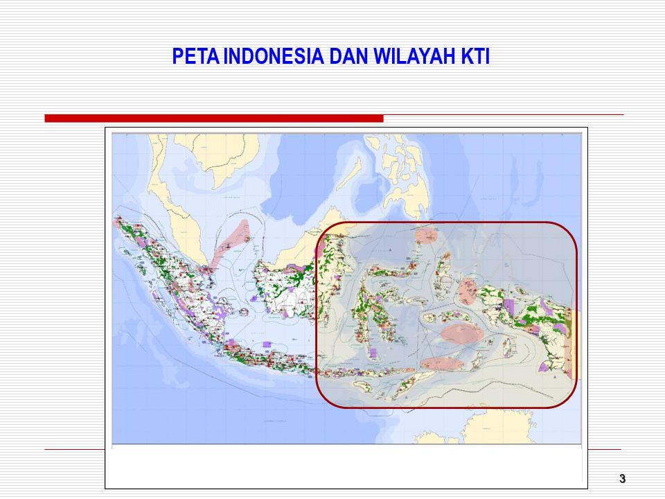 3 PETA INDONESIA DAN WILAYAH KTI