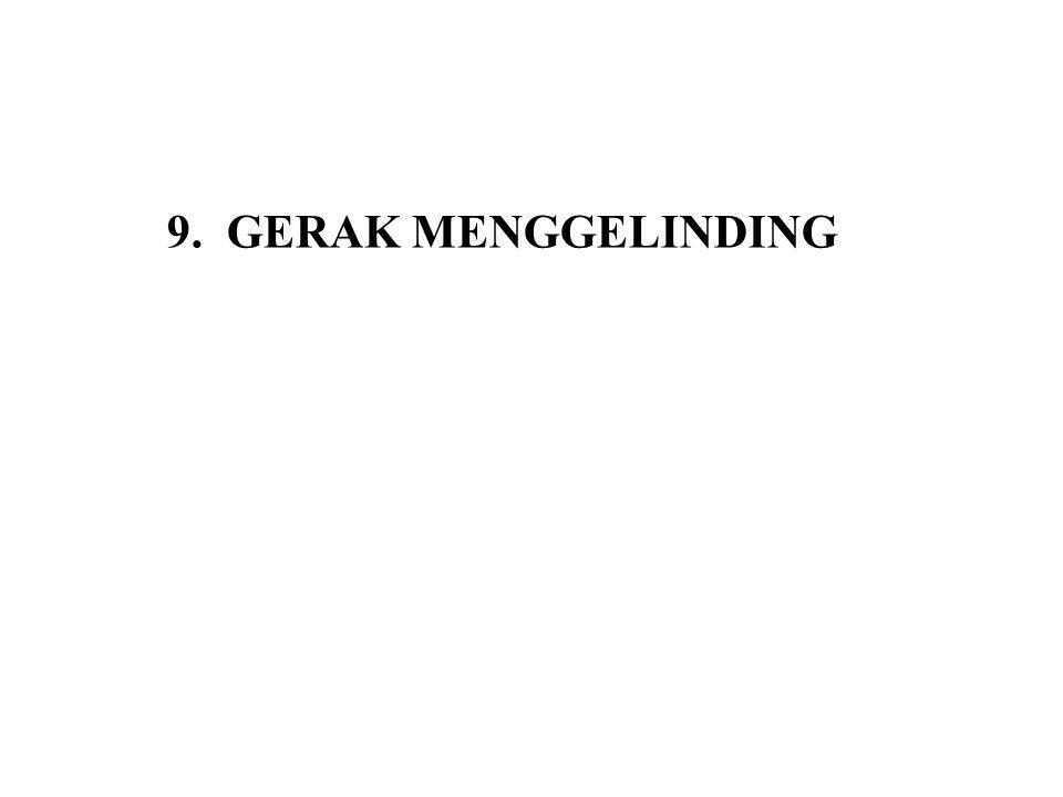 9.GERAK MENGGELINDING
