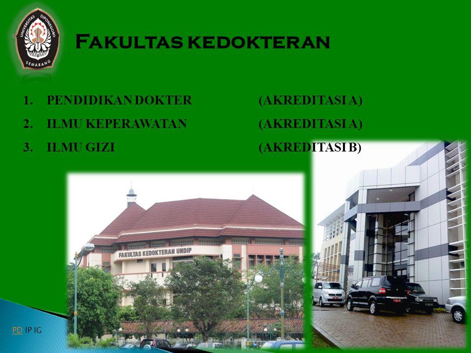 Fakultas teknik 1.TEKNIK SIPIL ( AKREDITASI A) 2.TEKNIK ARSITEKTUR ( AKREDITASI A) 3.TEKNIK KIMIA (AKREDITASI A) 4.TEKNIK MESIN (AKREDITASI A) 5.TEKNI