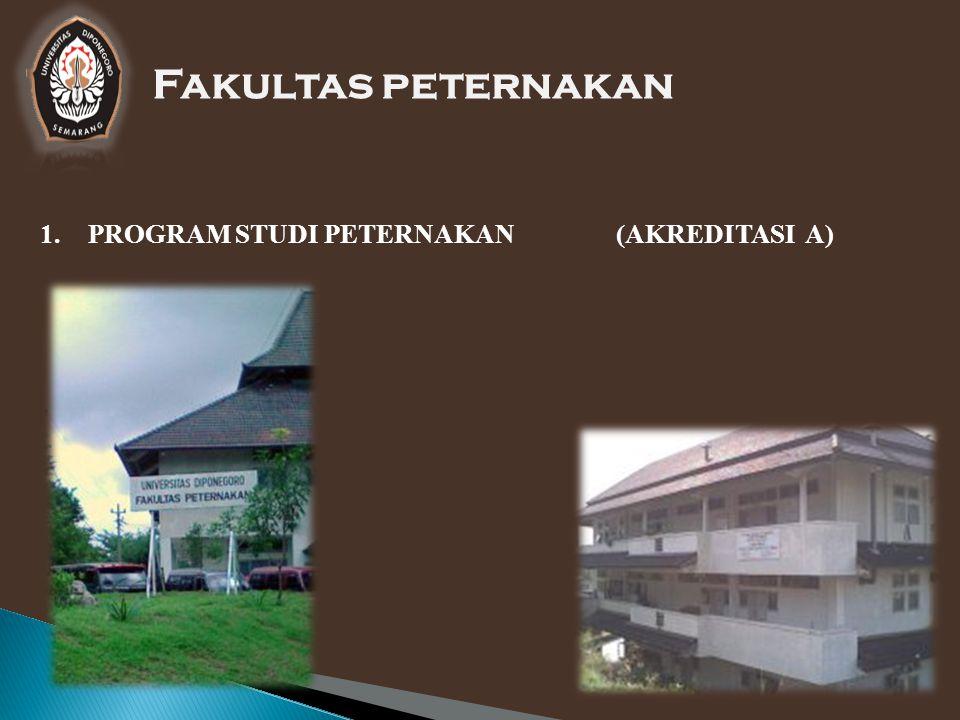 1.KESEHATAN MASYARAKAT (AKREDITASI A) Fakultas kesehatan masyarakat