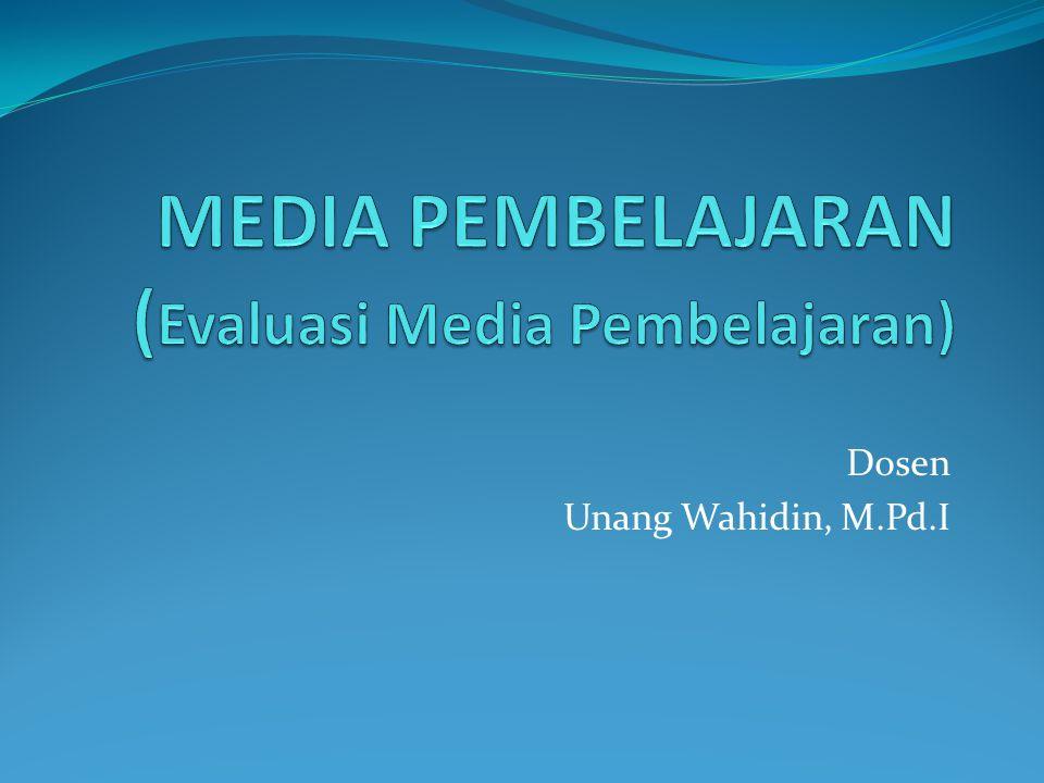 Dosen Unang Wahidin, M.Pd.I