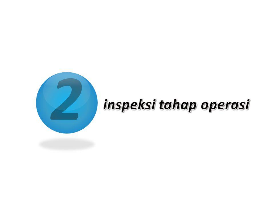 11/05/10 Aspek inspeksi tahap operasi 6 TAHAP OPERASI Keselamatan Operasi Proteksi Radiasi (termasuk Lingkungan) Perawatan Kesiapsiagaa n Nuklir Penuaan dan Dekomisioni ng Sistem Manajemen