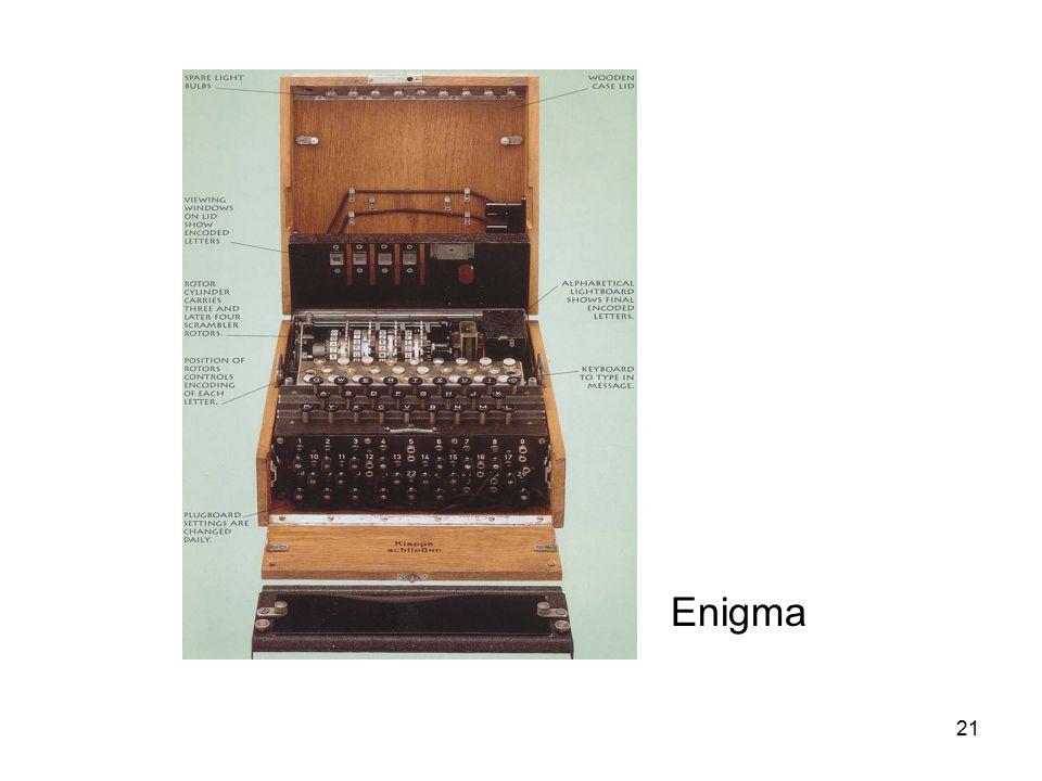 21 Enigma