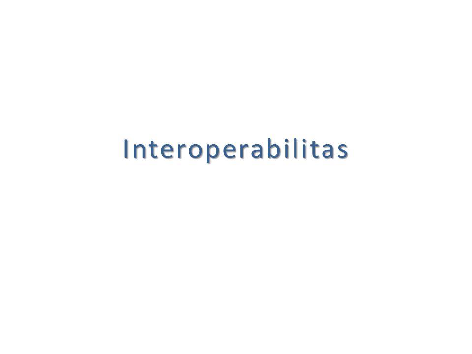 Materi Kebutuhan akan interoperabilitas aplikasi Membangun interoperabilitas aplikasi Service-oriented architecture (SOA) Pengantar web-service