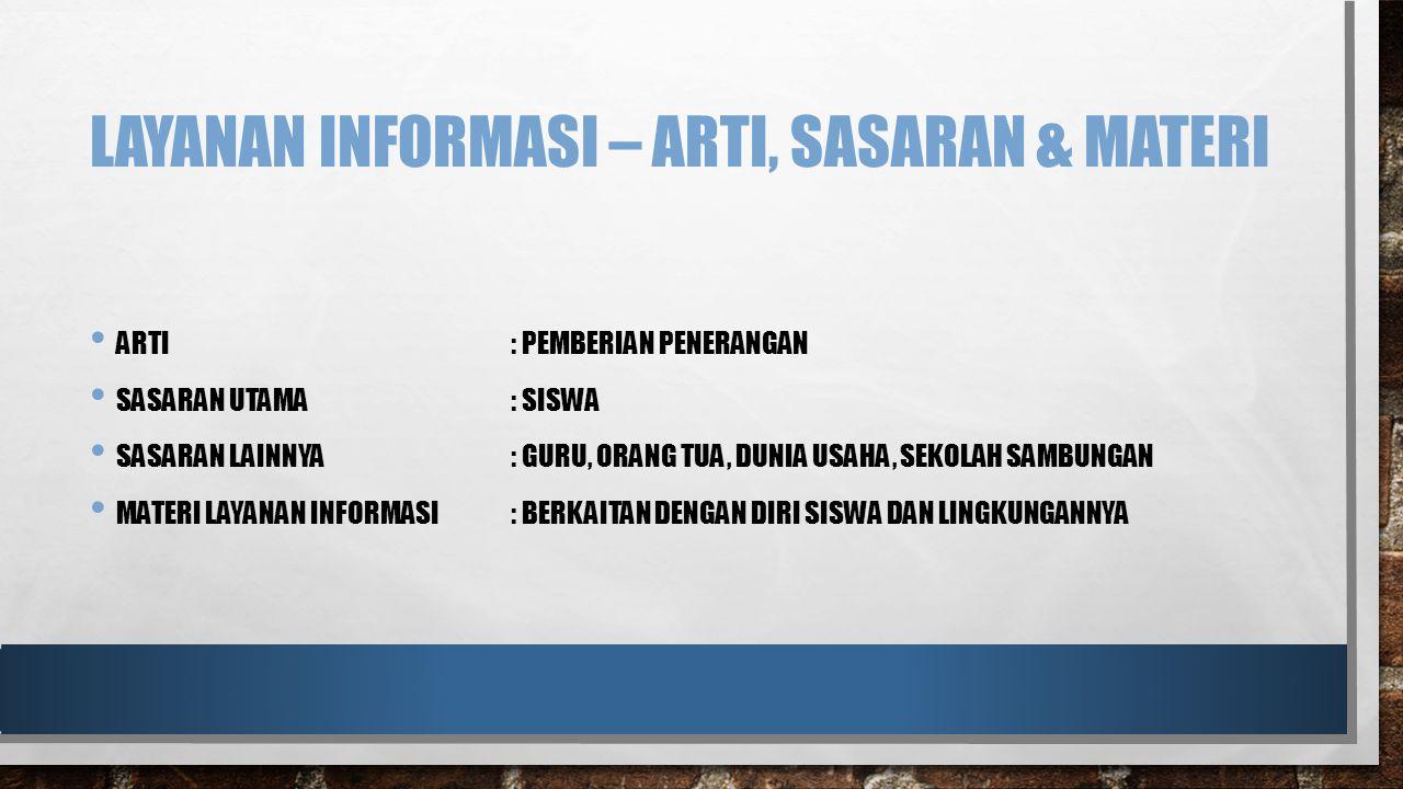LAYANAN INFORMASI HUSNI HANAFI/BK OFFERING B 2012/120111409964