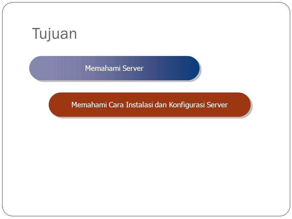 Sebuah perangkat lunak dalam server yang berfungsi menerima permintaan (request) HTTP atau HTTPS dari client (yang dikenal dengan browser web) dan mengirimkan kembali (response) hasilnya dalam bentuk halaman-halaman web yang umumnya berbentuk dokumen HTML