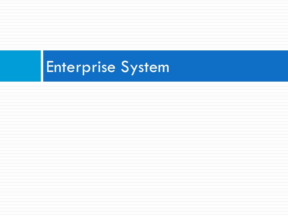 Introduction  Bayangkan bahwa Anda harus menjalankan bisnis berdasarkan informasi dari puluhan database yang berbeda dan sistem tidak terkomunikasi satu dengan yang lainnya.