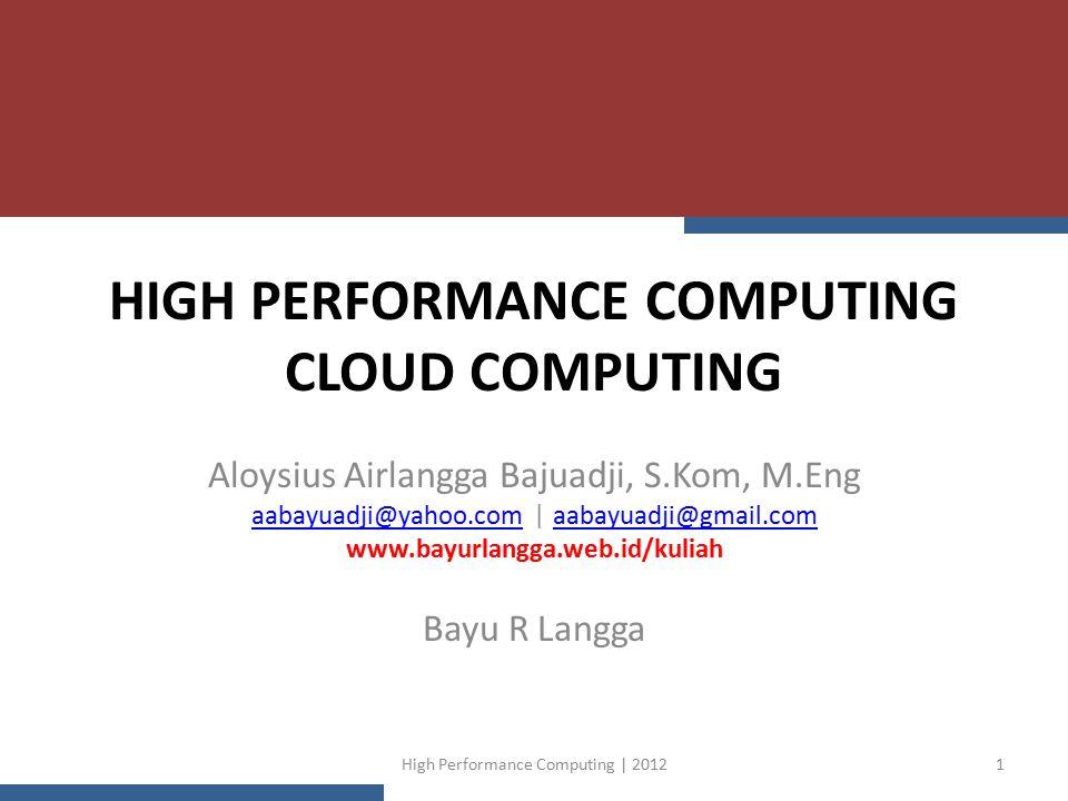 Rapid Elasticity Sebuah layanan cloud computing harus dapat menaikkan (atau menurunkan) kapasitas sesuai kebutuhan.