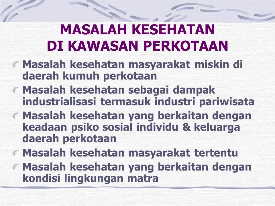 LANGKAH PENGEMBANGAN Pemahaman konsep Pengkajian kebutuhan (Need Assesment) Sosialisasi dalam di lingkungan kesehatan serta lintas sektor terkait Advokasi & negosiasi (Stake Holder) Penyusunan rencana kegiatan (LS& LP terkait) Penyusunan Juklak/Juknis/peraturan dll