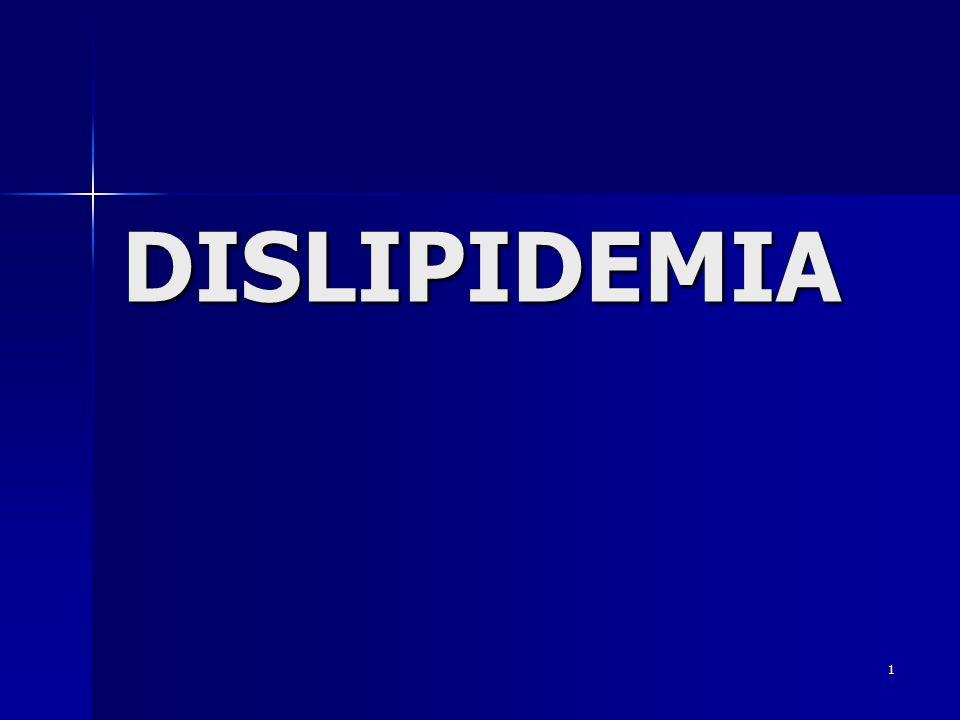 DISLIPIDEMIA 1