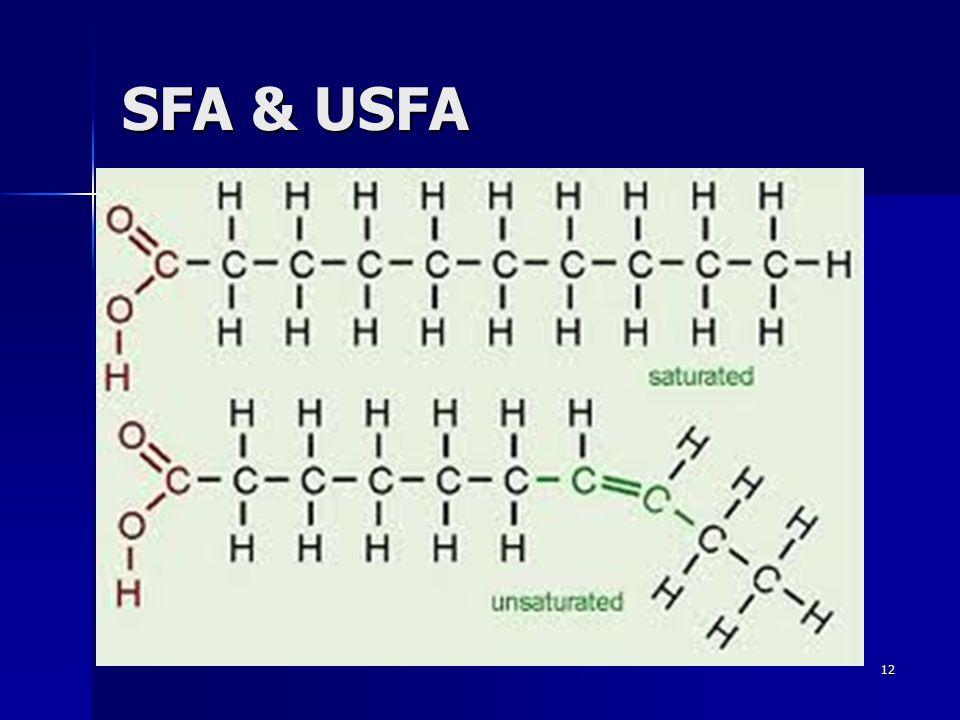 SFA & USFA 12