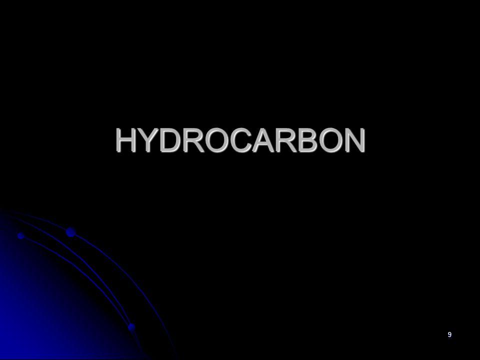 9 HYDROCARBON