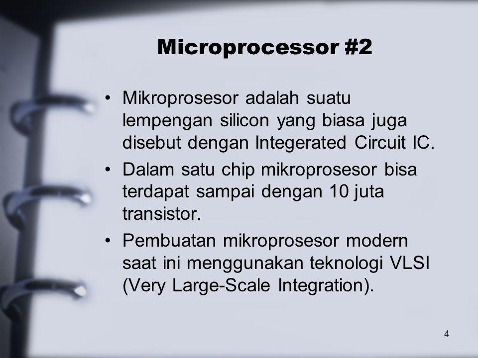 5 Komponen Utama Komputer