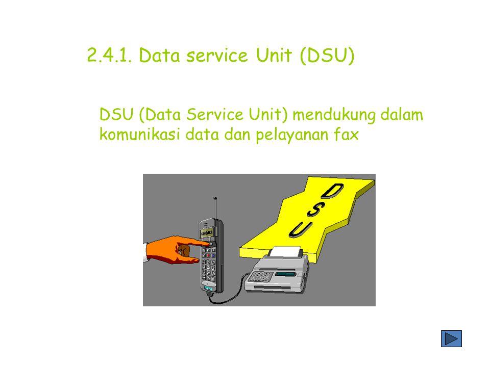 LTG G berisi unit fungsi: LTU: 5 unit trunk GSL: Group switch dan interface unit ke SN GP: Group Processor SU: Signalling Unit Unit-unit tersebut mempunyai instruksi sama dengan LTG B LTG G tidak menggunakan jalur PDC untuk terhubung dengan PLMN/PSTN 2.3.3.