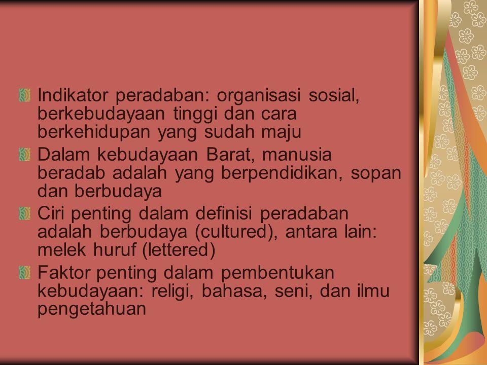 Kapan kebudayaan lahir.Siapa pemilik kebudayaan.
