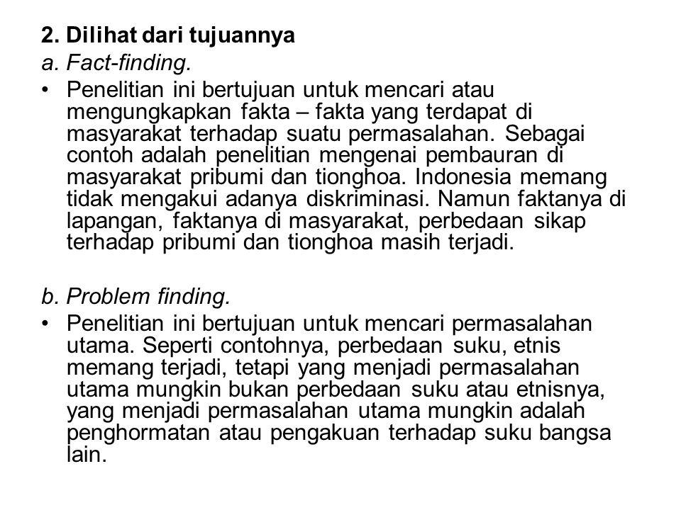c.Problem identification.