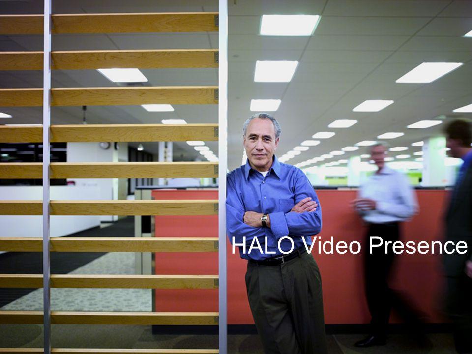 HALO Video Presence