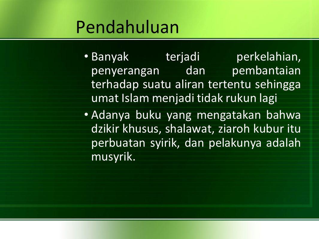 Materi Syari'ah atau Fiqh Secara normatif materi syari'ah atau fiqh yang ada sangat memadai.