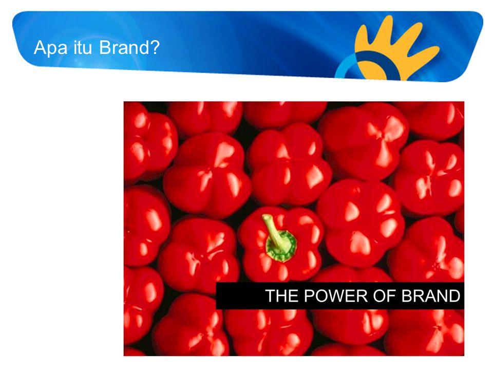 Brand bukanlah hanya logo..Brand adalah istilah yang sering disalahartikan.