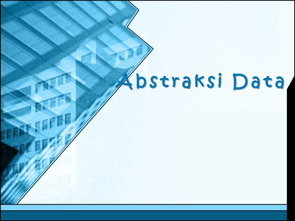 Salah satu tujuan atau kegunaan utama dari sistem basis data adalah untuk menyediakan fasilitas atau antarmuka (interface) dalam menikmati atau melihat data kepada user/pemakai data agar pemakai mampu menyusun suatu padangan abstraksi dari data.