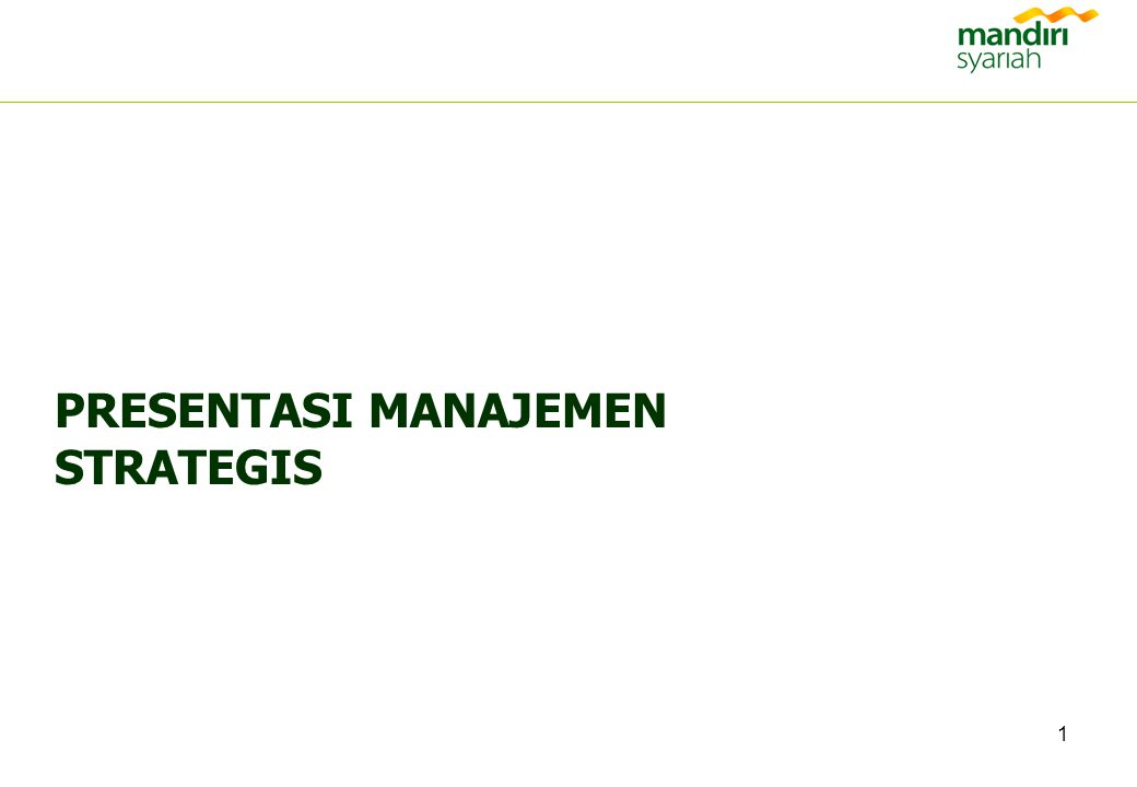 DKM 2009 1.Mengevaluasi Hasil Kinerja Saat Ini.