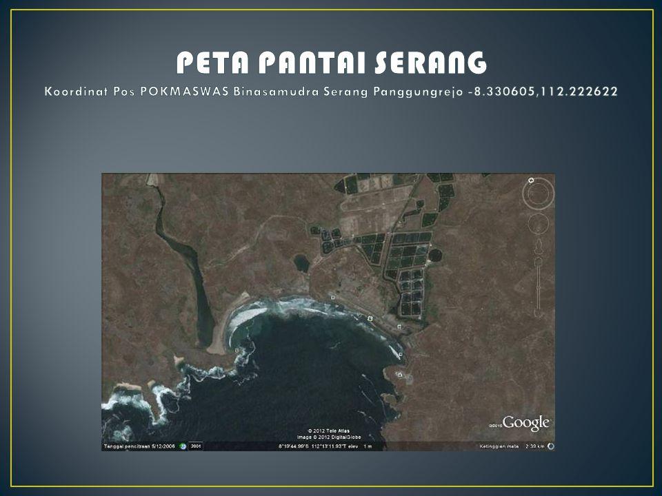 Sebagiamana gambar di atas Pokmaswas Bina Samudra telah memiliki sedikit peralatan yang berasal dari bantuan dinas Kelatuan dan Perikanan tetapi sampai saat ini belum bisa di gunakan.