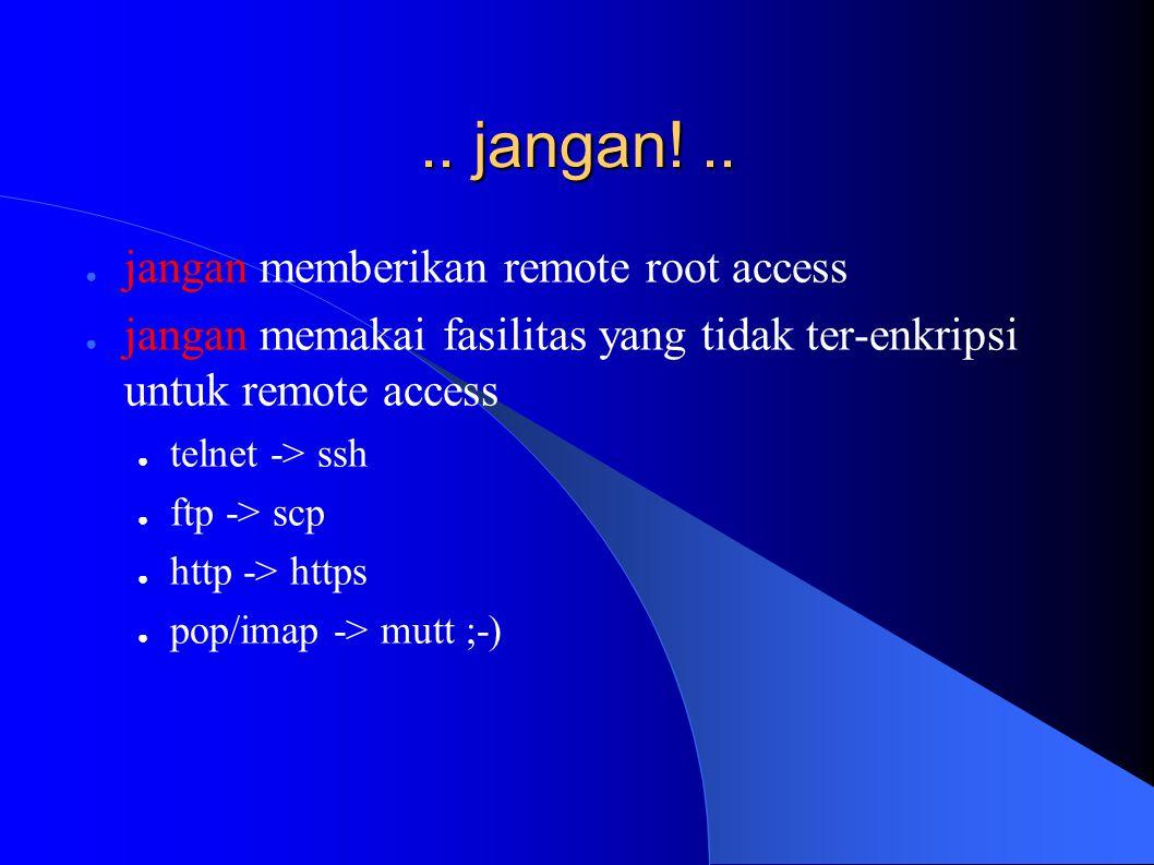 ..host based IDS..