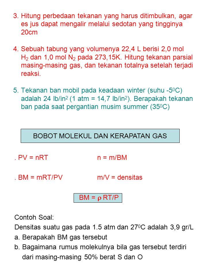 Pemurnian Gas Gas dipisahkan dari campurannya (misal: N 2, 0 2 dari udara) berdasarkan perbedaan sifat fisik- kimia dengan teknik liquifikasi.