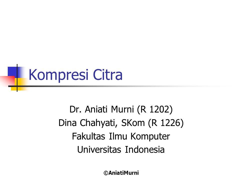 Kompresi Citra Dr.