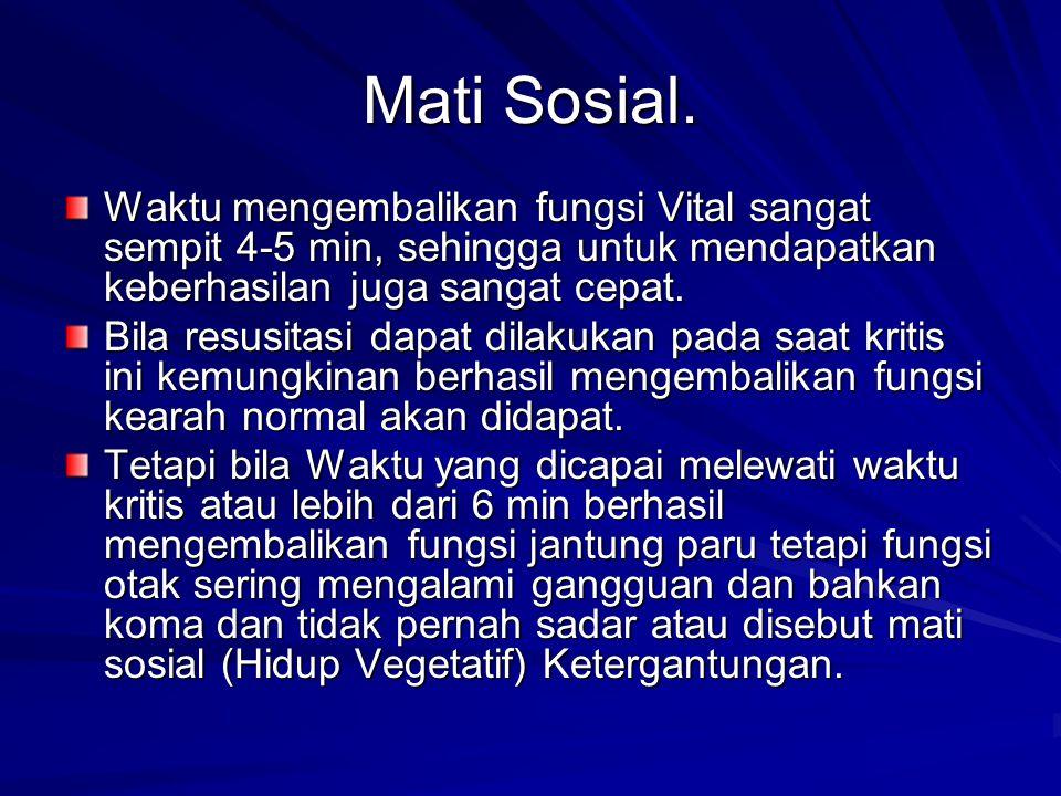 Mati Sosial.