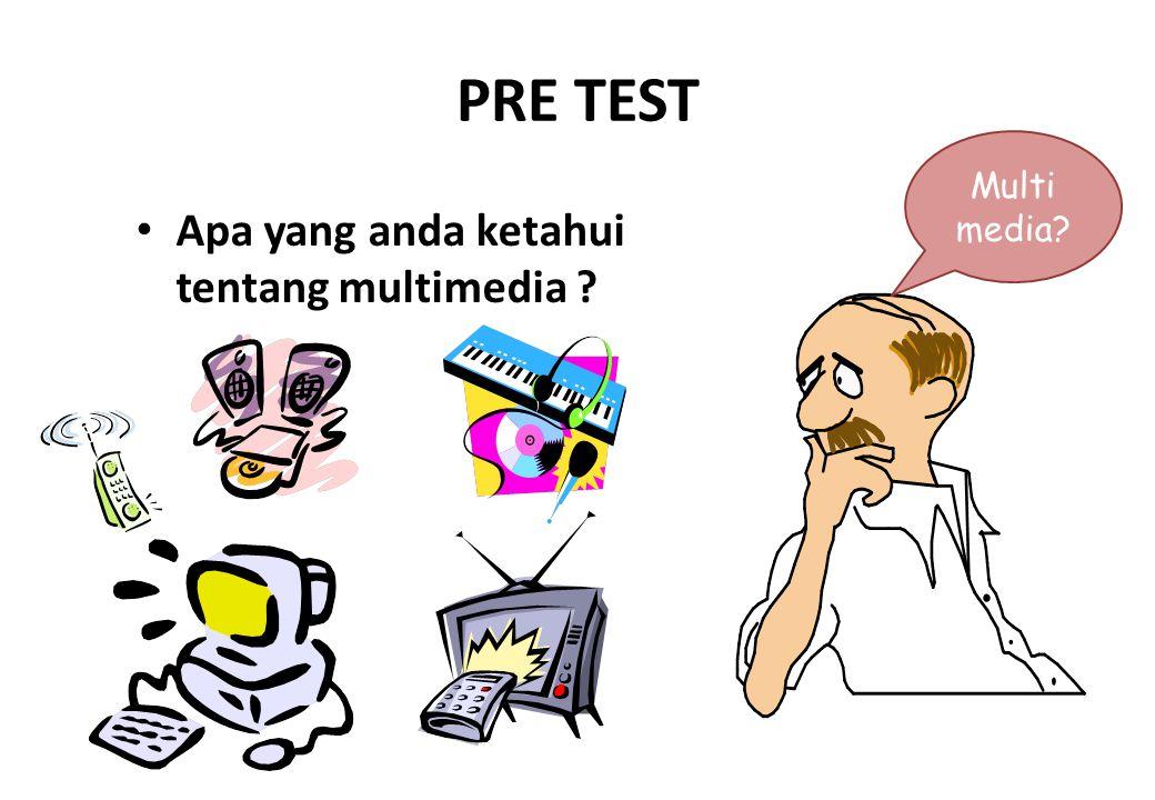 What is Multimedia.MULTIMEDIA berasal dari dua kata MULTI dan MEDIA.