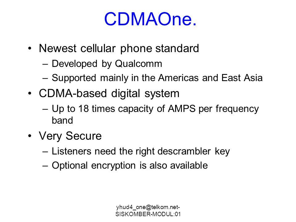 yhud4_one@telkom.net- SISKOMBER-MODUL:01 Cellular System Architecture.