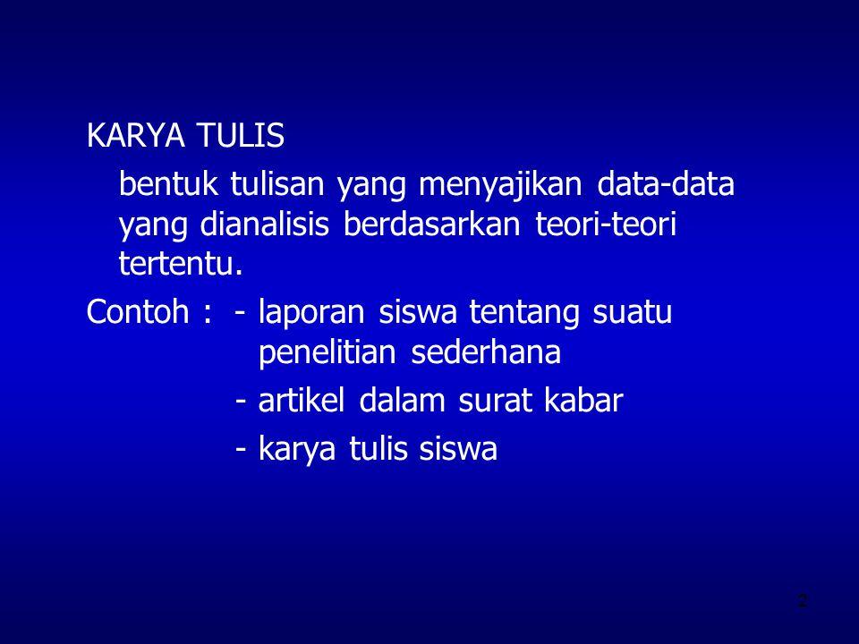 33 c.J.S. Badudu. Kamus Ungkapan Bahasa Indonesia.