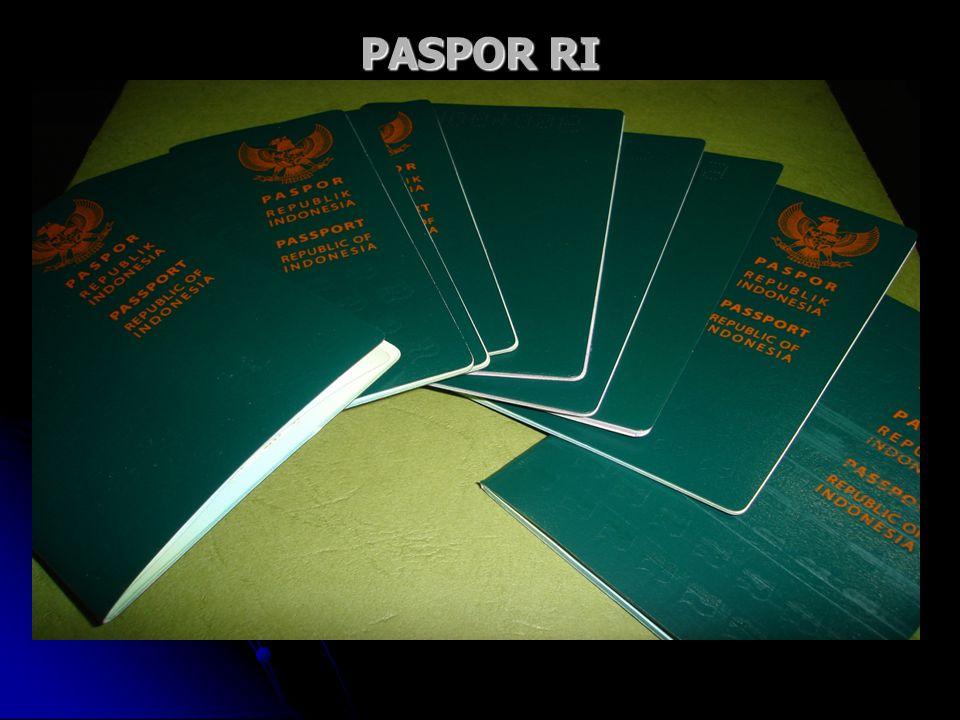 Apabila suatu kejadian tertentu sehingga paspor tersebut rusak atau hilang segera melaporkan ke Ketua Kloter selanjutnya Ketua Kloter melaporkan kepada Panitia Penyelenggara Ibadah Haji (PPIH) untuk diteruskan kepada Petugas Imigrasi dan akan diberikan penggantian Surat Perjalanan Laksana Paspor (SPLP).