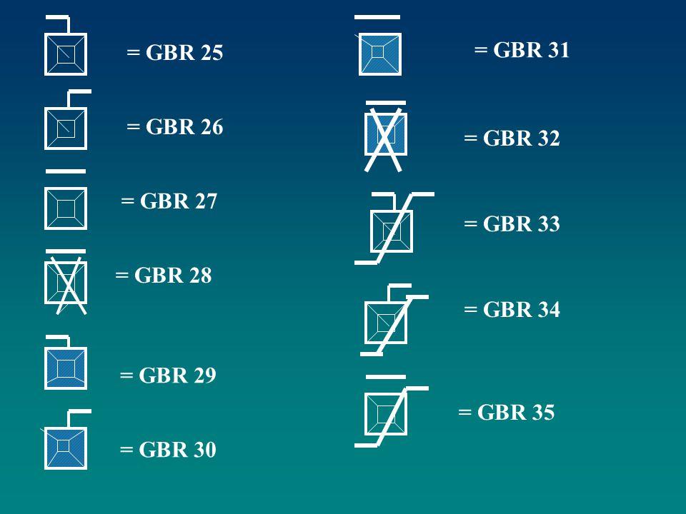 = GBR 25 = GBR 26 = GBR 27 = GBR 28 = GBR 29 = GBR 30 = GBR 31 = GBR 32 = GBR 33 = GBR 34 = GBR 35