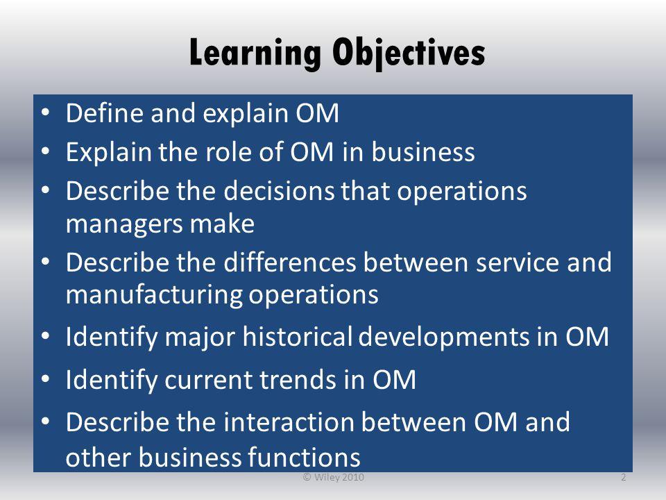 Sasaran Manajemen Operasi 13 Menghasilkan produk dengan: - Tepat jumlah - Tepat kualitas - Tepat waktu - Tepat biaya (hemat biaya) - Fleksibilitas