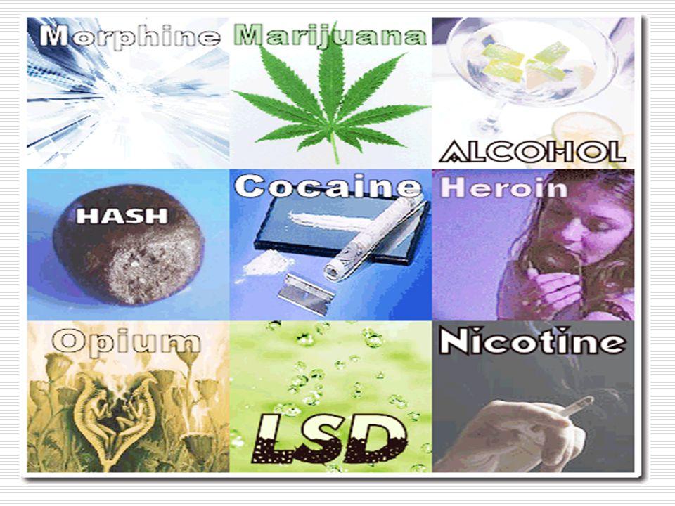 A.Opium (Heroin, Morfin) Berasal dari kata opium, jus dari bunga opium.