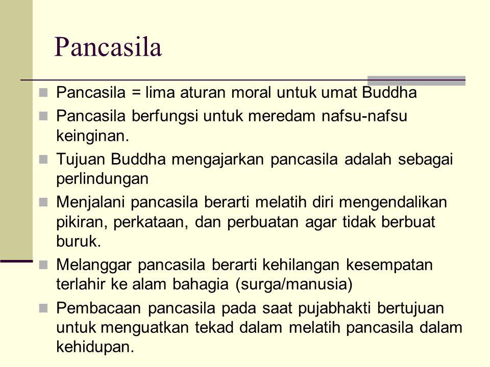 20 jenis wanita pasangan yang tidak sah (1) dibawah pengawasan ibu (maturakkhita); (2) di bawah pengawasan ayah (piturakkhita); (3) di bawah pengawasan ibu dan ayah (mata-piturakkhita); (4) di bawah pengawasan saudara (bhaturakkhita); (5) di bawah pengawasan saudari (bhaginirakkhita); (6) di bawah pengawasan kerabat (natirakkhita); (7) di bawah pengawasan marga (gottarakkhita); (8 ) di bawah pengawasan Dhamma (dhammarakkhita); (9) yang diamankan(sarakkha); (10) yang dilindungi denda (saparidanda);juga istri (11) yang dibeli dengan uang(dhanakkita); (12) yang tinggal karena suka(chandavasini); (13) Yang tinggal karena harta (bhogavasini); (14) yang tinggal karena pakaian (patavasini); (15) mangkuk air(odapattakini); (16) copot gelung (obhatacumbata); (17) budak wanita (dasi bhariya); (18) pelayan(kammakari bhariya); (19) bawaan simbol kemenangan (dhajahata); (20) sementara(muhuttika).