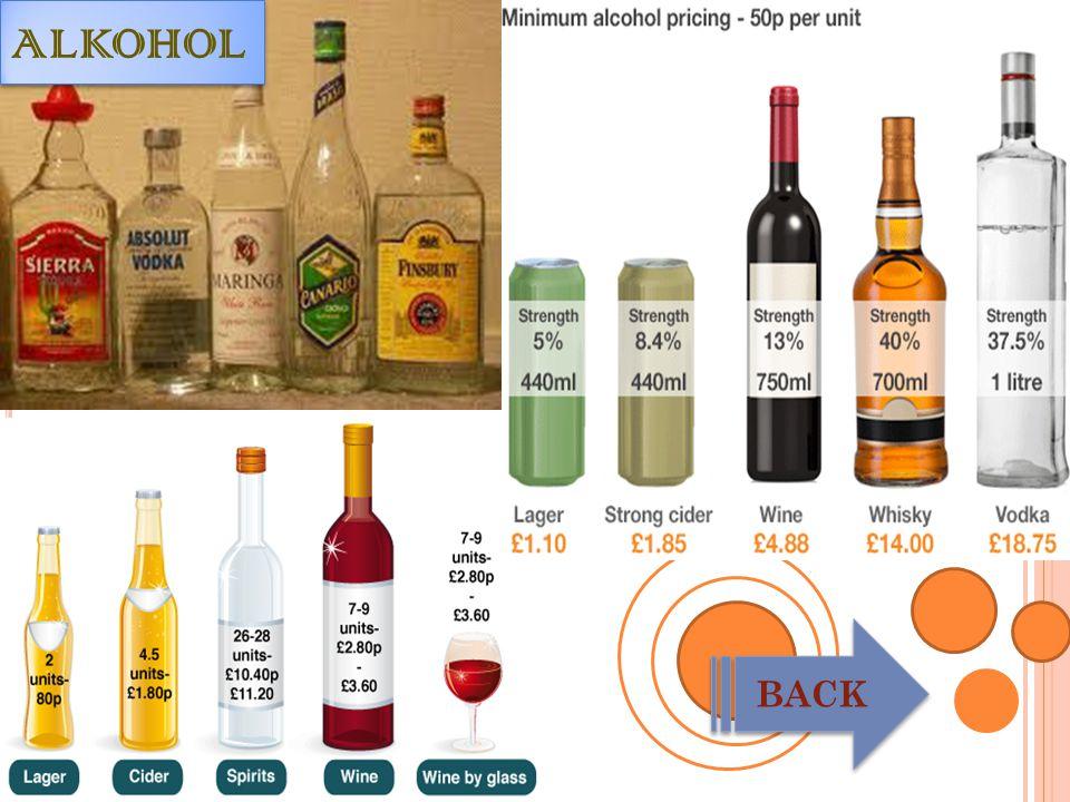 GAMBAR 1 ALKOHOL Merupakan suatu zat yang paling sering disalahgunakan manusia. Alkohol diperoleh atas peragian/fermentasi madu, gula, sari buah atau