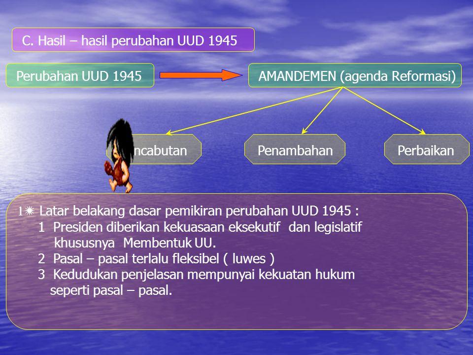 3.Penyimpangan terhadap UUD 1945 pada masa prde baru : a.