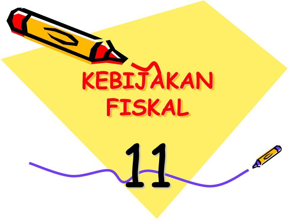 KEBIJAKAN FISKAL 11