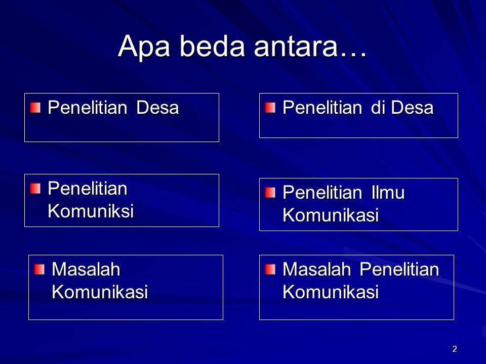 3 Contoh Judul Hubungan Sinetron dengan Ibu RT Pengaruh Sinetron terhadap Ibu RT Pengaruh Terpaan Media terhadap Konsumerisme di Kalangan Ibu RT Pola Menonton Sinetron di Kalangan Ibu RT Pengaruh Internet terhadap Pddk Desa Wangunsari, Lembang, Bandung