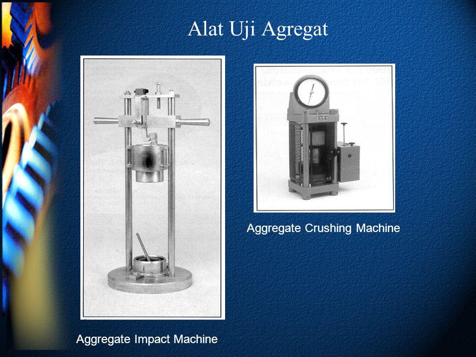 Alat Uji Agregat Aggregate Impact Machine Aggregate Crushing Machine